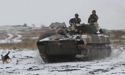 Oroszország és Ukrajna közötti konfliktus