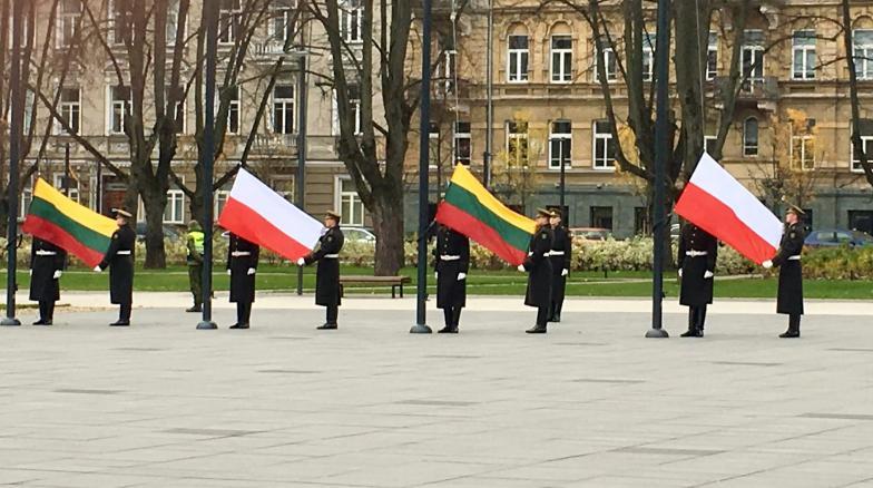 Az első megállapodás a lengyel WOT és egy másik ország között