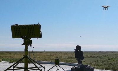 Veszélyes drónok elleni védelem