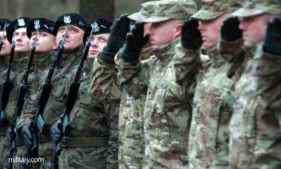 Új projekt az amerikai hadsereg erejének növelésére Lengyelországban