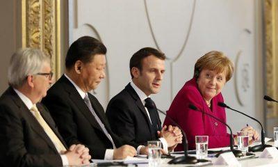 Hidakat épít Európában Xi elnök