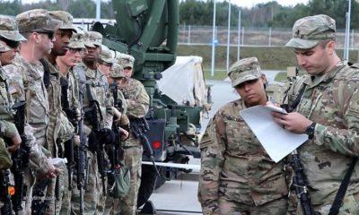Az amerikai elkötelezettség a NATO keleti oldalának biztosításában