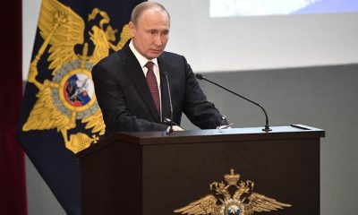 Putyin elrendelte az INF-szerződés felfüggesztését