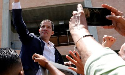 Guaidó visszatért Venezuelába