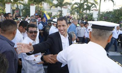 Az üldöztetés veszélye ellenére Guaidó tervezi visszatérését Venezuelába