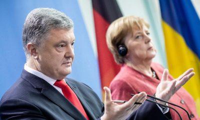 Merkel partnerként dicséri Ukrajnát