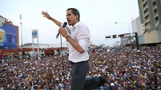 Guaidó szerint eljött Maduro megbuktatásának az ideje