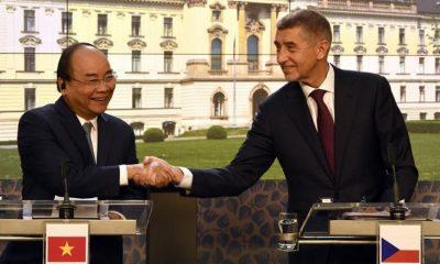Vietnam miniszterelnöke a Cseh Köztársaságba látogat