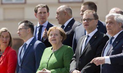 A nagyszebeni EU-csúcs