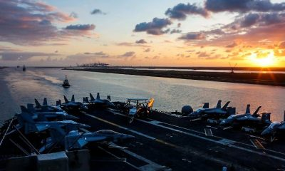 Az USA fegyvereket helyez át a Közel-Keletre