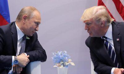 Trump és Putyin telefonbeszélgetése