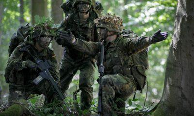 A CSU egy európai hadsereg létrehozását tervezi