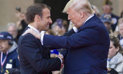 Macron és Trump tárgyalásokat folytat Iránnal kapcsolatban