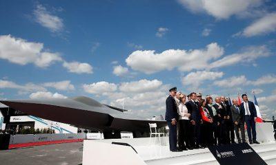 Európai harci repülőgép rendszer elindítása