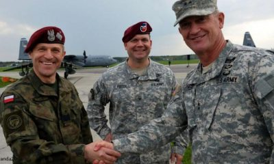 Megállapodás az amerikai katonai jelenlét bővüléséről Lengyelországban