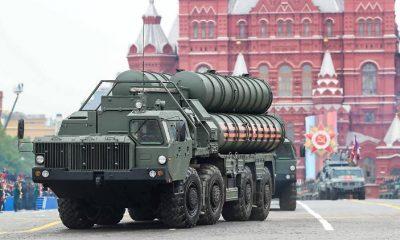 Orosz S-400-as rakéták megvásárlása