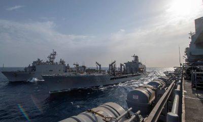 Haditengerészeti szövetség terve Irán ellen