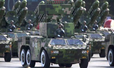 Új ellenfél a fegyverkezési versenyben