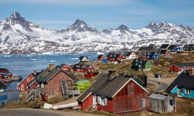 Miért éppen Grönland?