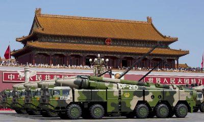 Kínát feltörekvő katonai hatalomnak tekintik