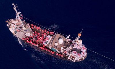 Mentőhajók sürgősen kikötőt keresnek