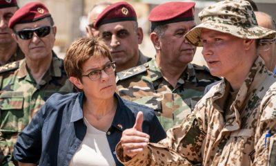 A Bundeswehr forgatókönyvet tervez Szíriában