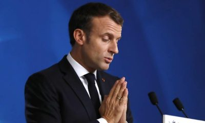 Macron kritikája a NATO-ról