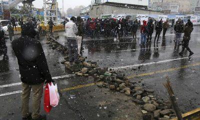 """Irán szerint """"Nincs becsületes együttérzés"""""""