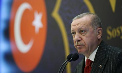 Erdogan kritizálja Macront