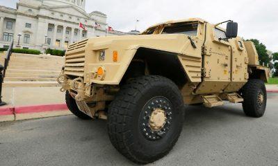 Az orosz agressziótól való félelme miatt Litvánia amerikai katonai dzsipeket rendel