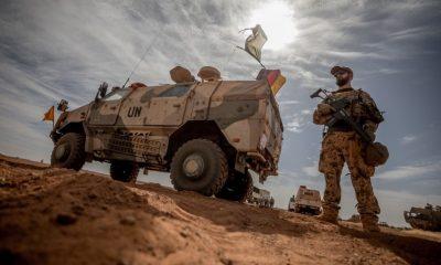 Több katonai felelősségvállalás a Bundeswehr részéről