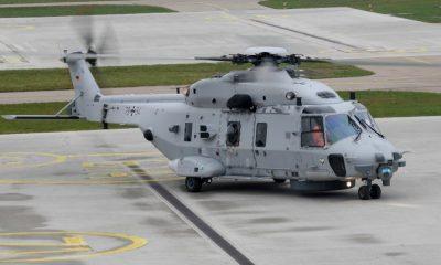 A Bundeswehr egyelőre lemond a helikopterekről