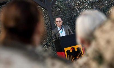 A Bundeswehr egyelőre nem tervezi katonáinak Irakból történő kivonását