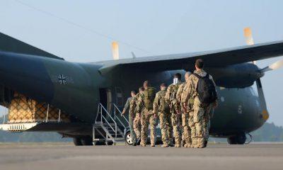 A NATO kivonja csapatai egy részét Irakból.