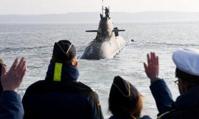 A német védelmi miniszter új európai fegyverpolitikát akar