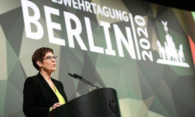 A német honvédelmi miniszter meg akarja erősíteni a Bundeswehr műveleti felkészültségét