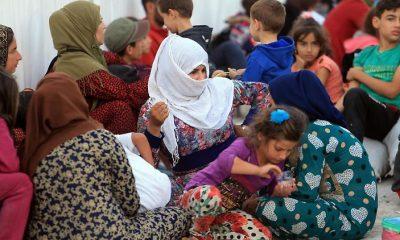 """Erdogan: """"Már nem tudom a menekülteket tovább tartani"""""""