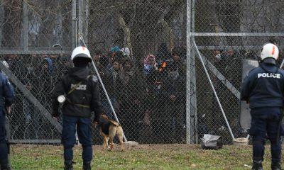 Egyre feszültebb a helyzet a török-görög határon