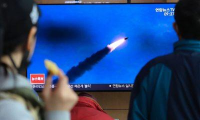 Észak-Korea ismét rakétateszteket végez