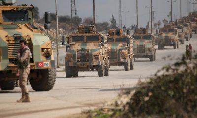 Csökkent katonai mozgások Szíriában