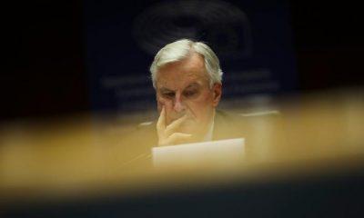 Az EU főtárgyalója kritizálja a brit kormányt