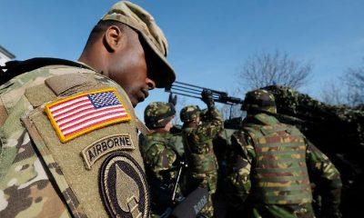 Az USA először tájékoztat a csapatok kivonásáról