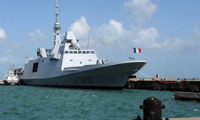 Franciaország bírálja a török katonai hajók fellépését