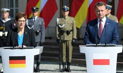 Lengyelország nem törekszik az amerikai csapatok áthelyezésére Németországból