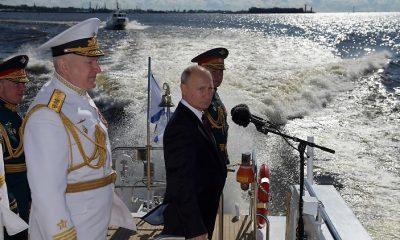 Putyin hiperszonikus fegyverek építését tervezi