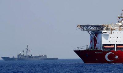 Földgázkitermelés Cipruson