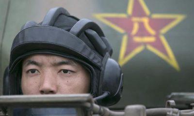 Kína felfegyverzi a katonaságot Afrikában