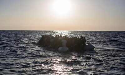 A menekültek helyzete Görögország partjainál