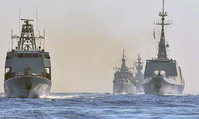 Eszkaláció a Földközi-tengeren